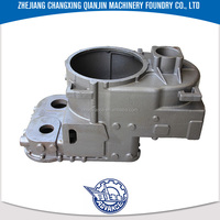 According to Drawing Professional production Custom Iron ZL40 constructional transmissions metal casting process