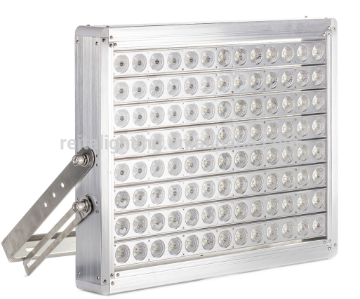 1000w High bright outdoor waterproof stainless steel marine halogen flood lighting with stand and ballast