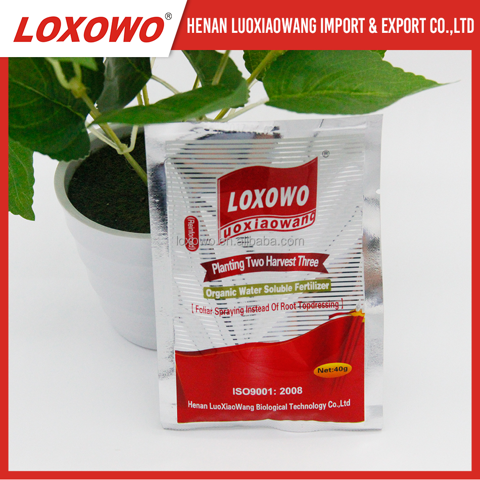 organic /liquid /foliar fertilizer for crops
