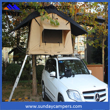 bat wing awning & roof top tent