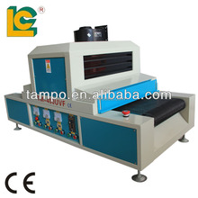 uv curing machine for screen printing/ uv lamp curing equipment TM-400UVF