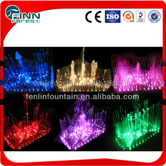 China manufacture artificial waterfalls water fountain