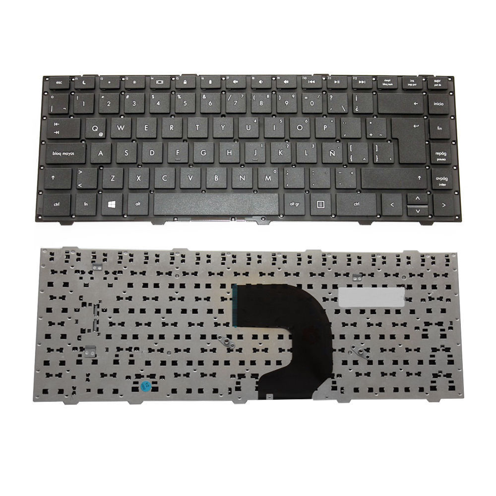 Vendor popular cheap laptop Keyboard replacement For HP 4440S 4441 4446 4441S 4445s 4446S Spanish SP LA Keyboard