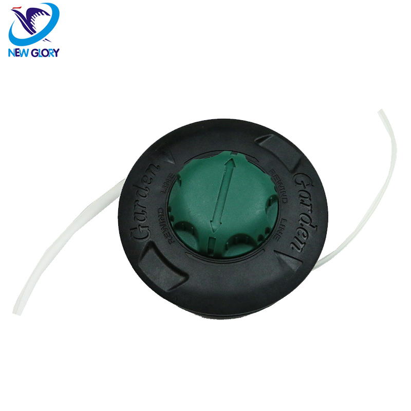 gasoline grass cutter parts rotary grass trimmer nylon blade