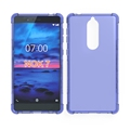 Shock Absorption Edge TPU Full Clear Case For Nokia 7 Back Cover