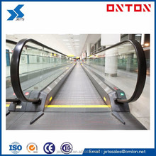 OMLON Hot Sale Moving Walkways Horizontal Passenger Conveyor