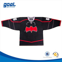 Digital printing wholesale black ball national lunique hockey jerseys