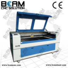 Low cost & high quality rubber sheet laser cutting machine
