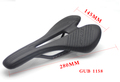 GUB 1158 saddle High performance T700 carbon fiber mountain bicycle seat MTB bike saddle 3K gloss