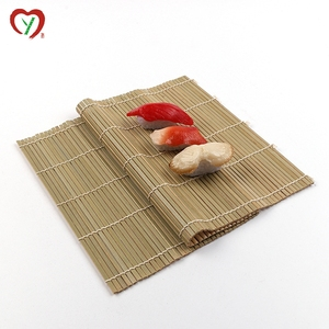 Custom Eco-friendly Natural High Quality Bamboo Sushi Mat