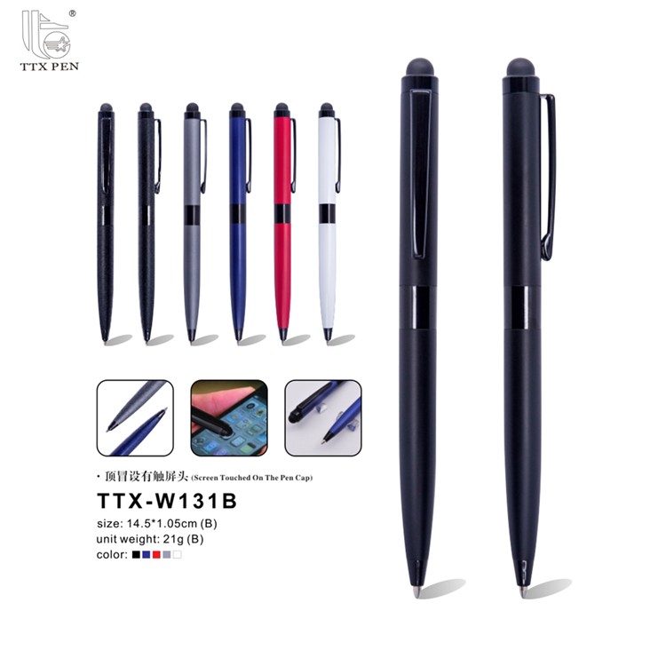 TTX brand stylus capacitive ball pen in cheap price used for iphone
