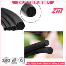 Closed cell Foam Extruded Round Rubber Rod