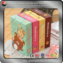 Factory wholesale Different Joker Lovely Image Of Standard Poker Cards