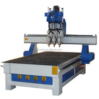 High Quality Automatic Cncportable Cnc Bending Machine For Wood Stair 1325