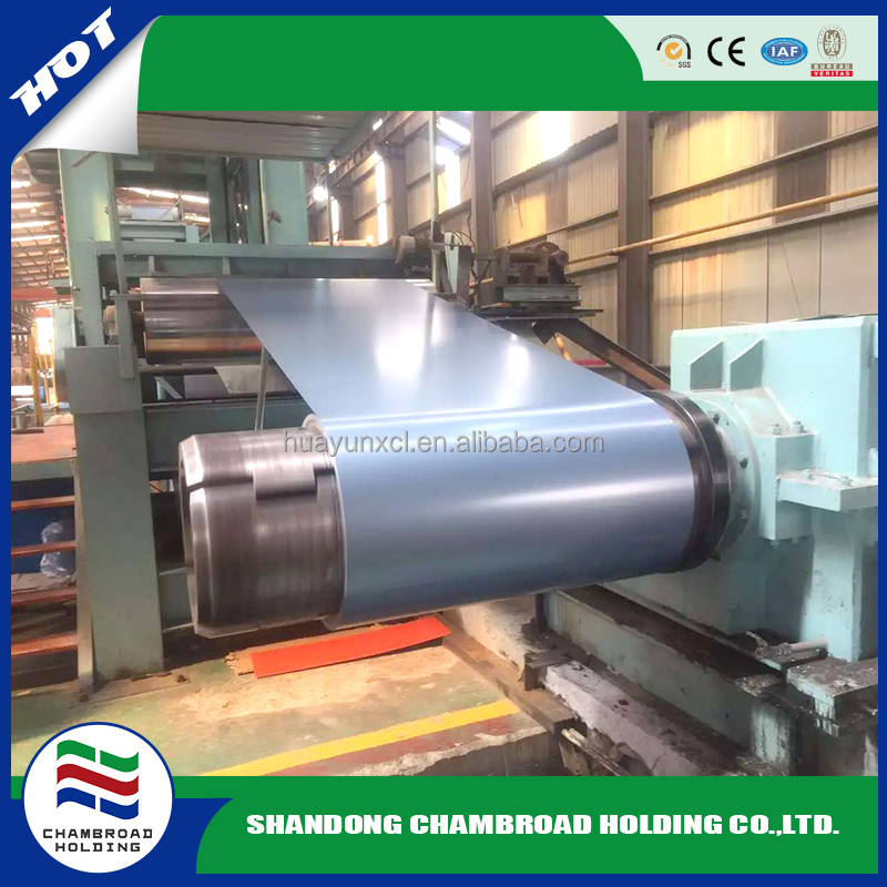 Prepainted GI PPGI GL PPGL CRC HRC cold rolled steel coil / PPCR/ PPCR color coated corrugated