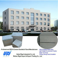 Construction materials supply polyurethane foam recycling ready made walls