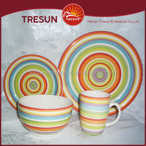 new design premium household dinnerware