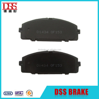 perfect performance brake pad for toyota wish parts