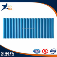 Good quality corrugated copper roof