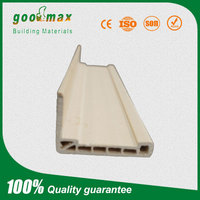 cheap price wood plastic composite external line