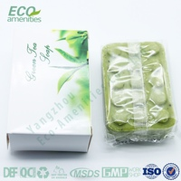 40g massage soap with tea oil, 5 stars hotel soap offered to Turkey