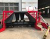 Tow Compost Turner/organic Fertilizer turner machine