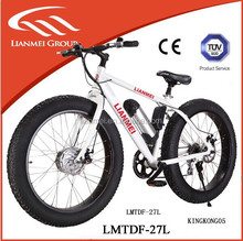 electric fat tire bike/ full suspension electric fat bike/ electric folding fat bike