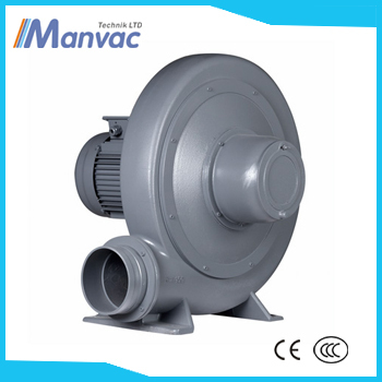 medium pressure electric high pressure turbo blower exhaust small centrifugal fan blower for air transportation