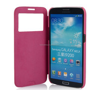 Perfect protective leather cell-phone sets for samsung i9200