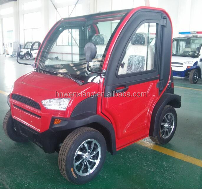 2016 new environment protection convienient smart car sedan with low price mini logistics electric car