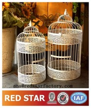 wholesale stainless steel bird cage exquisite