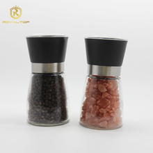 Hot Selling custom design custom salt and pepper shakers mill