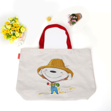 to have a long history 100% natural eco-friendly shopping bag