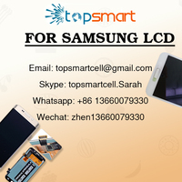 Low Price replacement lcd screen For Samsung S5