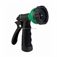 Garden water spray guns for home cleaning
