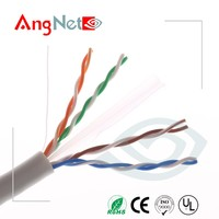 Factory price 23awg 550Mhz cat6 kabel