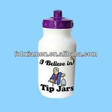 Tip Jars Water Bottles for Sale