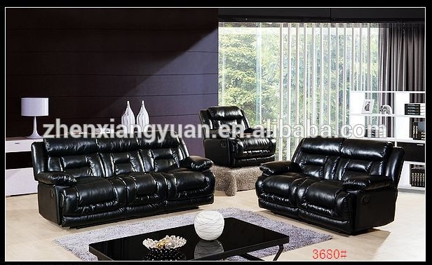 1+2+3 relax luxury home living room furniture Genuine leather/PU/Fabric classic sofa