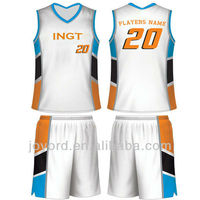 Newest youth basketball uniforms wholesale factory price
