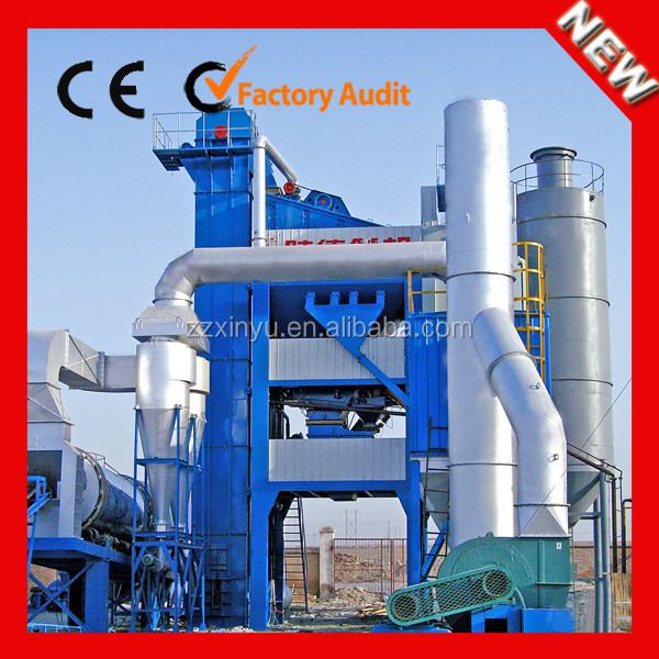 China Best Quality LB500 40T/H Stationary Asphalt Mixing Plants for Sale