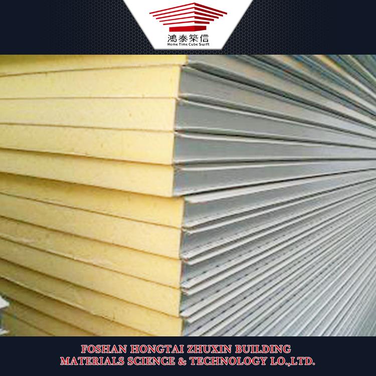 Foam Sandwich Panel Construction : Lightweight thermal insulation polyurethane foam sandwich