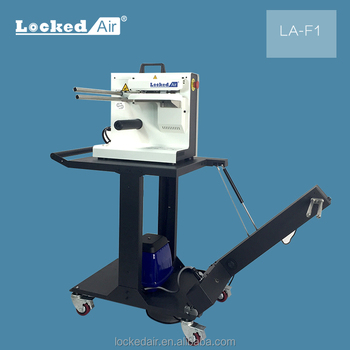Locked Air LA-F1 high speed air bubble column bag filling machine