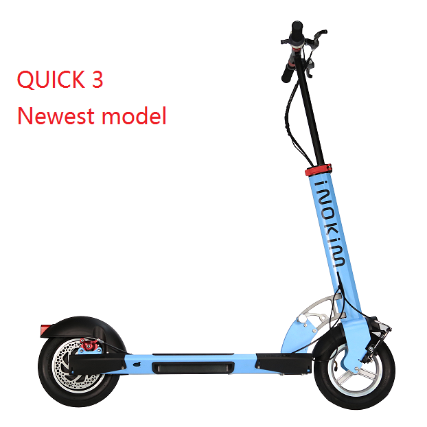 Inokim Myway newest model 2 wheels mobile foldable mini electric scooter for adult