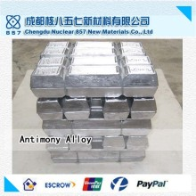 antimonial-lead alloy sales by China nuclear cdh857 factory