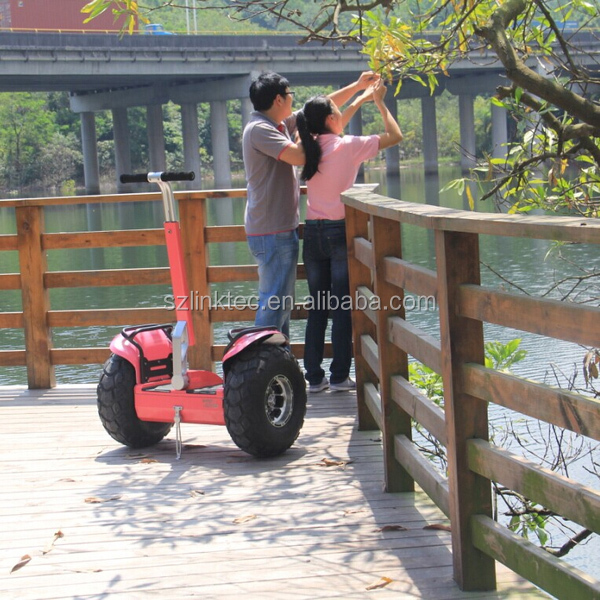 China Electric Chariot Self Balancing Vehicle 2 wheel electric stand up electric scooter