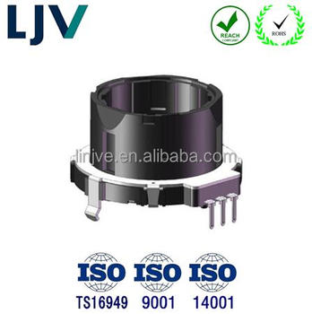 28mm rotary hollow shaft encoder