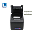 Auto Cutter Thermal Printer/cash register cash drawer connect
