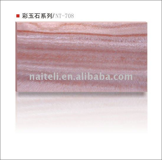 Decorative Bar Top Translucent Wall Panel Backlit Honey Onyx