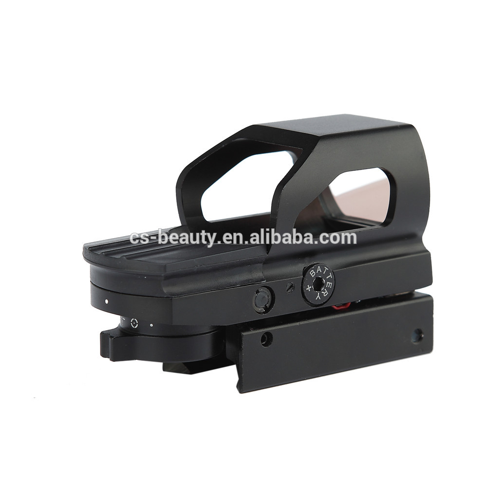 Hot sale factory direct price 1-4x red dot scope with