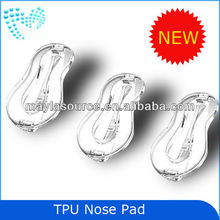 Imported TPU nose pads for eyeglass NS1138
